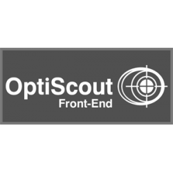 Optiscout Front-End